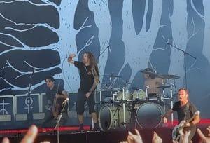 Regardez Randy Blythe, de Lamb Of God, rejoindre Gojira sur scène au Knotfest Iowa 2021 !