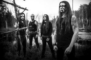 Hate : Écoutez le premier single du nouvel album du groupe de Blackened Death Metal, Rugia
