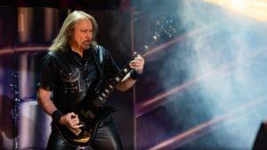 """Judas Priest : Ian Hill à propos du nouvel album : """"C'est possible à la fin de l'année prochaine. Mais si ce n'est pas le cas, ce sera en 2023"""""""