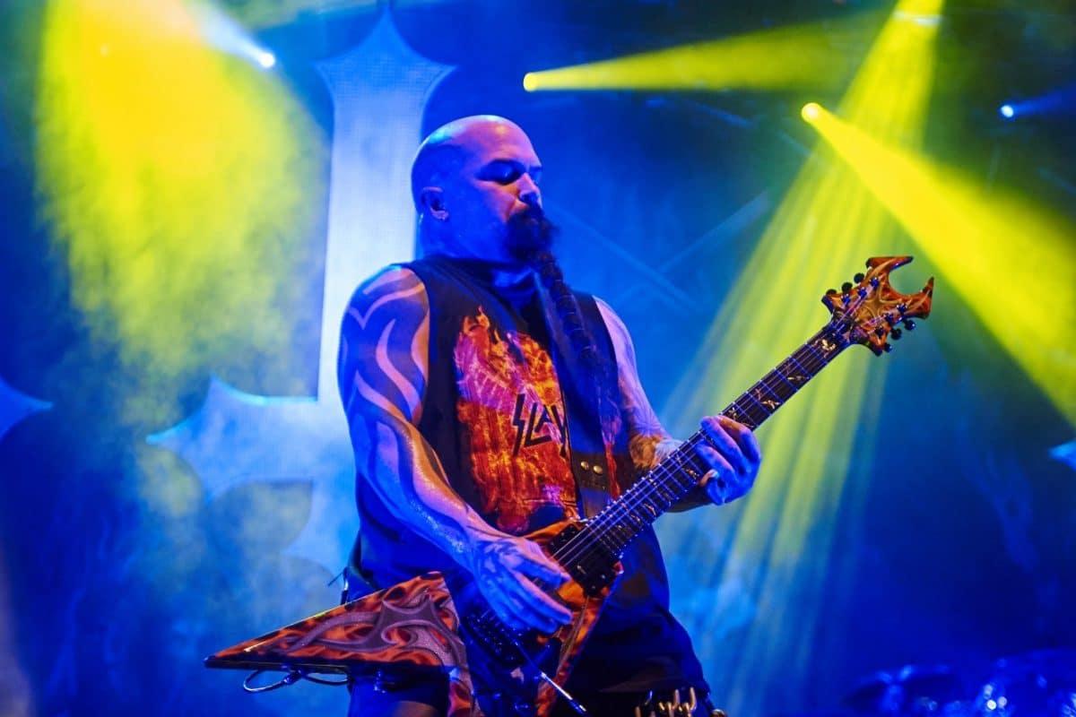 Slayer annonce la réédition de ses premiers albums !