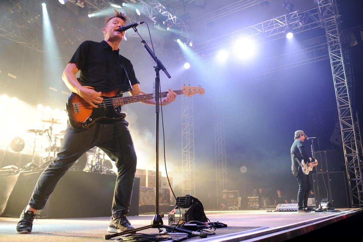 Mark Hoppus de Blink-182 a terminé sa chimiothérapie