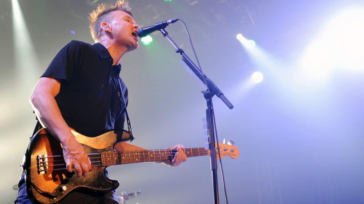 Blink-182 : Mark Hoppus annonce qu'il a vaincu le cancer !