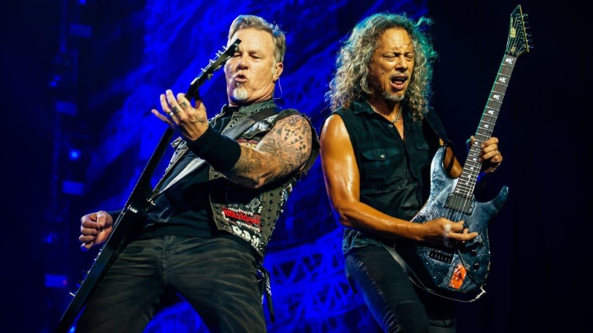 Metallica : The Black Album réintègre le top 10 du Billboard 200 pour la première fois en 29 ans !