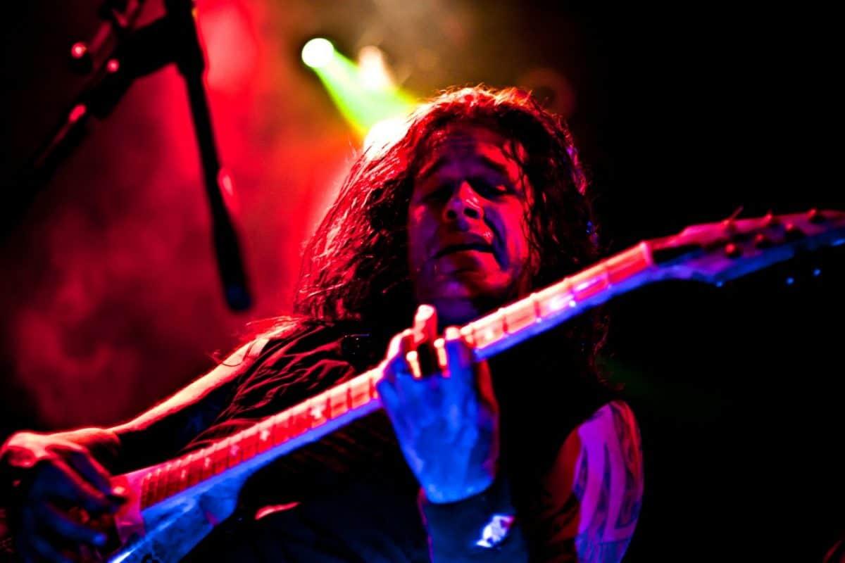 Phil Demmel parle de son départ de Machine Head et de sa tournée avec Slayer