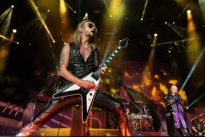 """Richie Faulkner, guitariste de Judas Priest, à propos du nouvel album : """"Les chansons sont fantastiques"""""""