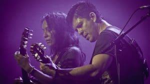 Metallica : Découvrez la reprise de The Struggle Within par le mythique duo de guitaristes, Rodrigo y Gabriela !