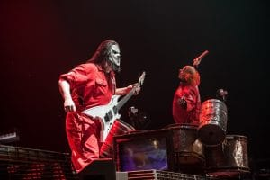 Slipknot recrute Nightwish, Bring Me The Horizon et Arch Enemy pour l'inauguration du Knotfest en Finlande