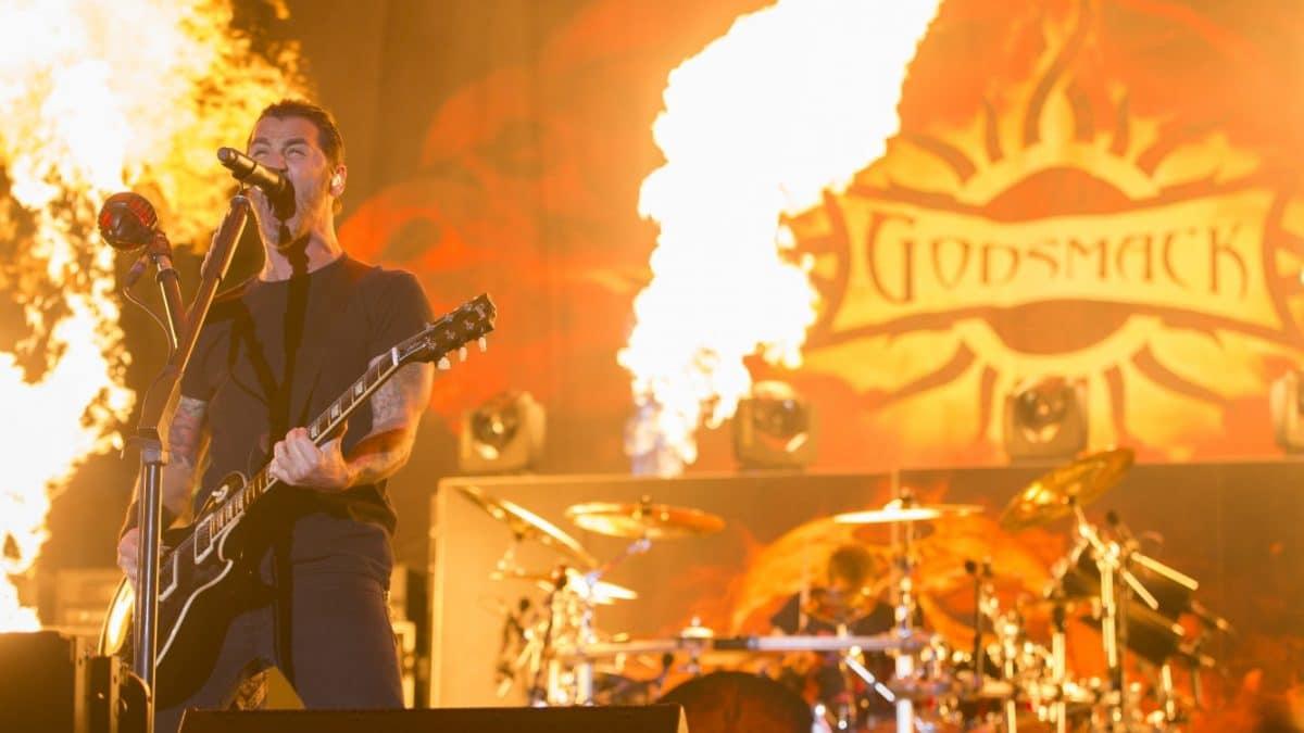 Godsmack : L'album, When Legends Rise, et deux singles certifiés or !