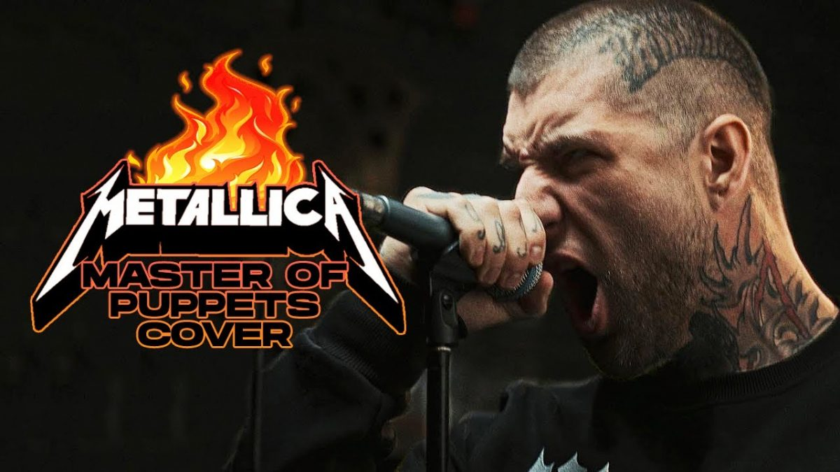 Metallica : Écoutez l'étrange version Metal extrême de Master Of Puppets par Alex Terrible et son groupe