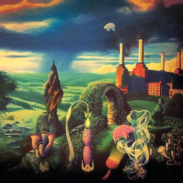 Pink Floyd : L'album Animals revisité par une horde de grands noms du Rock Progressif