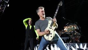 Eddie Van Halen : Son fils et sa veuve rendent hommage au guitariste légendaire à l'occasion du premier anniversaire de sa mort