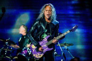 "Kirk Hammett de Metallica voulait qu'Enter Sandman soit ""le prochain Smoke On The Water"""