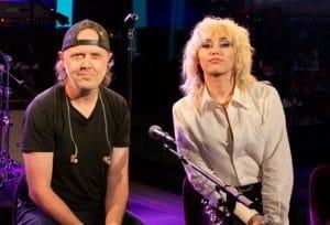Miley Cyrus explique pourquoi elle a choisi de reprendre Nothing Else Matters de Metallica