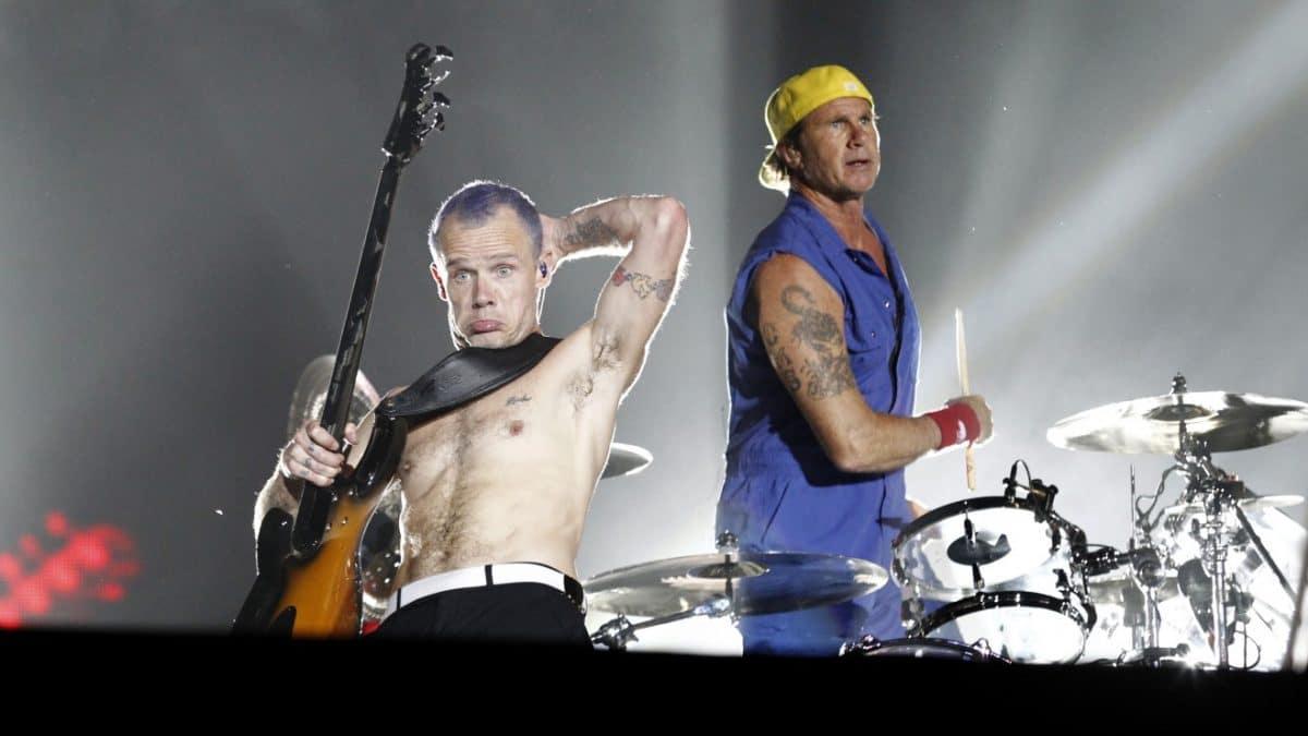 Red Hot Chili Peppers annonce les dates de sa tournée mondiale pour 2022 !